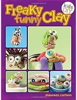 Freaky Funny Clay: Air Dry No Baking! (Kids DIY)