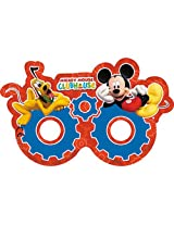 Disney Playful Mickey Die Cut Masks, Multi Color