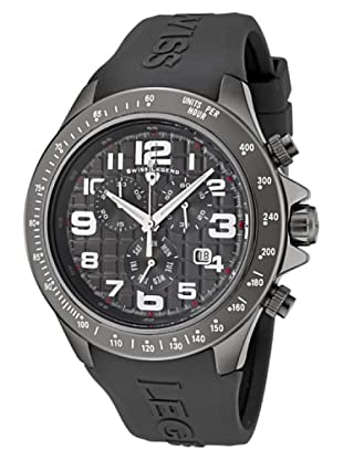 Swiss Legend Reloj Eograph Chrono Gris Oscuro