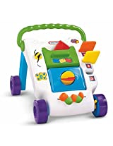 Little Tikes Wide Tracker Activity Walker, Multi Color