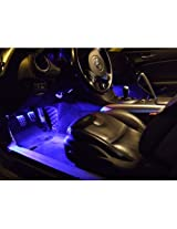 Blue Footwell Under Dash Lights (CSAUT106)