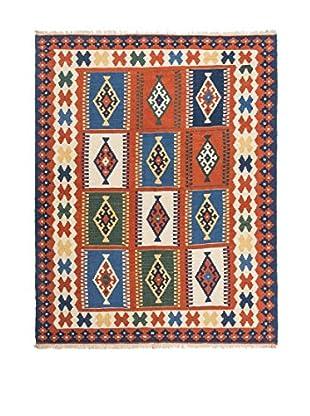 NAVAEI & CO. Teppich mehrfarbig 203 x 158 cm