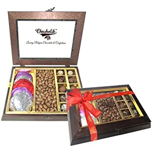 Alluring Collection of Chocolates, Rocks and Milk Nutties - Chocholik Belgium Gifts