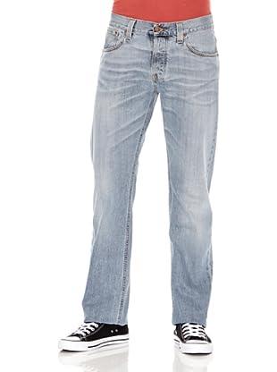 Nudie Jeans Pantalón Average Joe (Tejano)