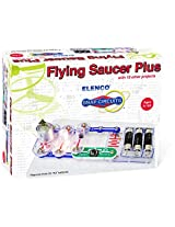 Elenco Mini Kit Flying Saucer Plus, Multi Color