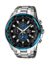 Casio Silver Stainless Steel Analog Men Watch - EF-539D-1A2VDF