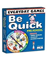 Creative's Be Quick Pre-School Game