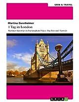 1 Tag in London: Martinas Kurztrip zu Buckingham Palace, Big Ben und Harrods