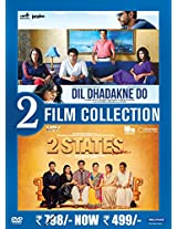 Dil Dhadakne Do/2 States (2 DVD Set)