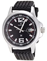 Maxima Attivo Analog Black Dial Men's Watch - 25860PMGI