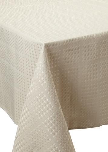 Bardwil Evolution Oblong Tablecloth (Linen)