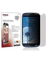 Berlin Gear Samsung Galaxy S3 4 -Way Privacy Screen Protector - 1 -Pack
