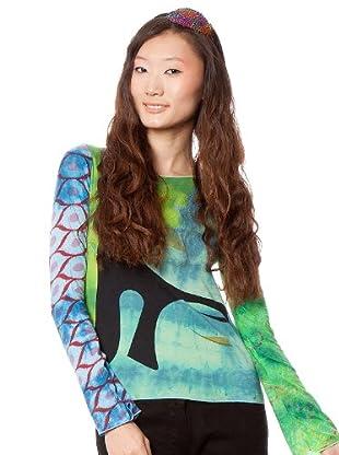 Custo Camiseta Rund (Multicolor)