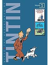 Adventures of Tintin - Vol. 1: Tintin in Congo & Tintin in the Land of Soviets (The Adventures of Tintin - Compact Editions)