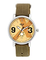 Helix Analog Multi-Color Dial Men's Watch - TW024HG01