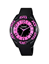 Calypso Analog Black Dial Unisex Watch - K5622/3