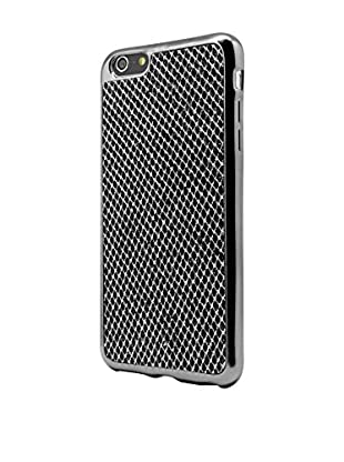 NUEBOO Hülle Diamond iPhone 6/6S schwarz