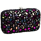 French Connection Mosaic Me Clutch