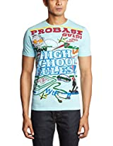 Probase Men's Crew Neck T-Shirt