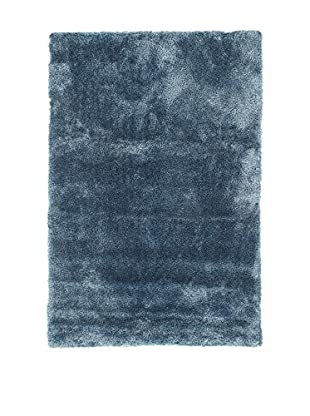 ABC Tappeti Teppich blau 60 x 120 cm
