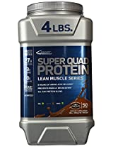 Inner Armour Super Quad Protein Supplement Chocolate 4LBS