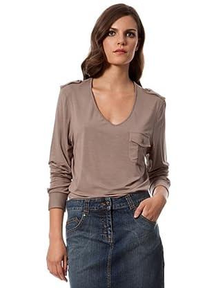 Caramelo T-Shirt (Hellbraun)
