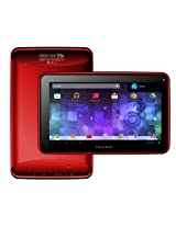 "Visual Land Prestige 7G - 7"" Single Core 8GB Android Tablet with Google Play (Red)"