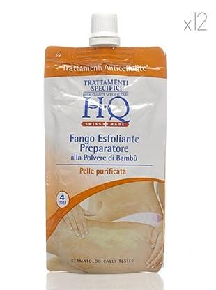 HQ Kit De 12 Productos Barro Exfoliante Preparador 70 ml cad.