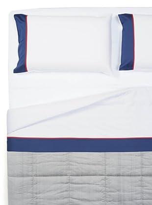 Ballantyne Home Completo letto Veliero (bianco/blu)