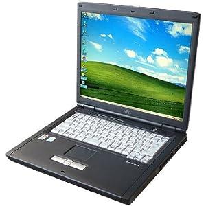 【クリックでお店のこの商品のページへ】【中古パソコン/中古PC】FMV-C8230 CM1.46(DVDコンボ.1.5GB)