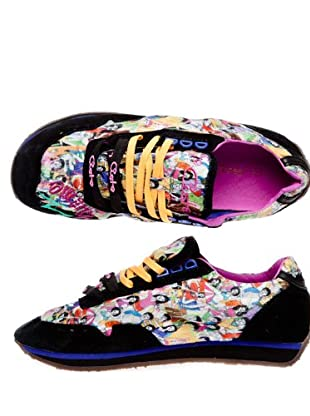 Custo Zapatillas (negro)