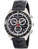 Tissot Chronograph Black Dial Men's Watch - T0444172705100