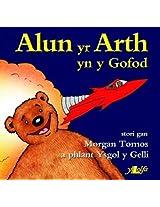 Alun Yr Arth Yn Y Gofod (Cyfres Alun Yr Arth)