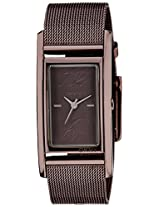 Dkny Analog Brown Dial Women's Watch - NY3994
