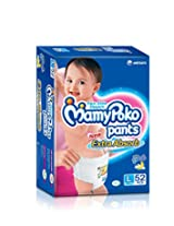 Mamy Poko Pant Style Large Size Diapers (52 Count)