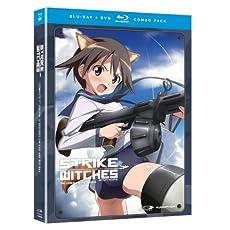 ストライクウィッチーズ 第1期 北米版 [Blu-ray]