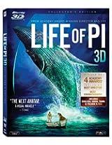 Life Of PI - 3D Blu-ray + DVD