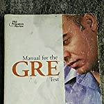The Princeton Review Manual for the GRE test