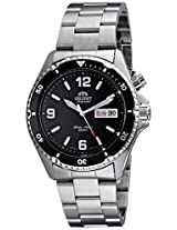 Orient Mens CEM65001B Black Mako Automatic Dive Watch
