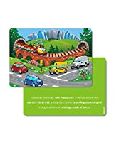 Learning Room Learn Your Vehicles - City Life Tablemat