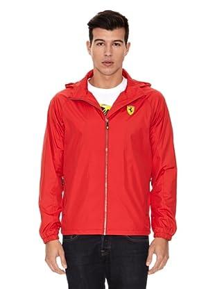 Ferrari Chaqueta Ligera (Rojo)