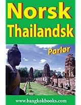 Norsk-Thailandsk parlør (Norwegian Edition)