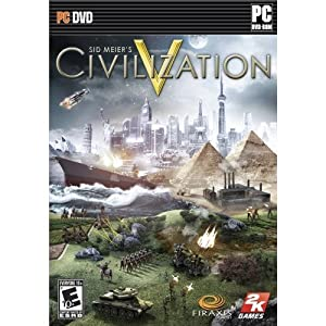 2K Games Sid Meier's Civilization V PC Games