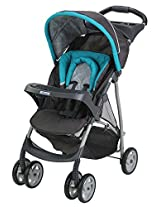 Graco Click Connect Literider Stroller, Finch
