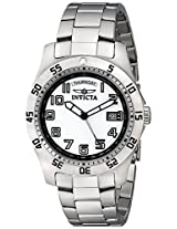 Invicta Pro-Diver Analog White Dial Men's Watch - 5249W