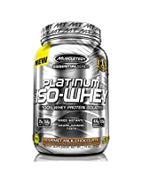 Muscletech Platinum 100% Iso Whey 1.8lb Choclate