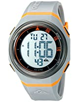 Quiksilver Digital Grey Dial Men's Watch - QS-1019-GYOR