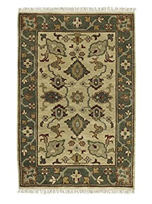 Surya Caspian Rug, Light Gold, 5' 6