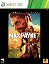 Max Payne 3 - Special Edition (Xbox 360)