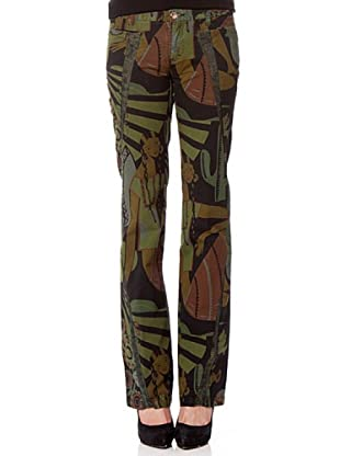 Custo Pantalón Emy (Multicolor)
